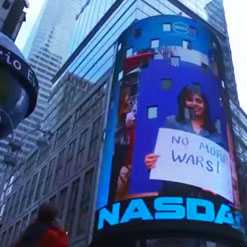 Dell in Times Square